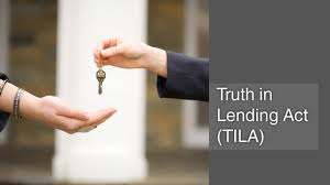 Truth in Lending Laws